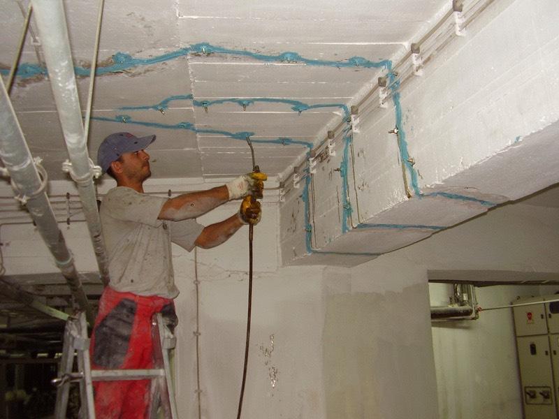 Epoksi enjeksiyon ile betonarme eleman çatlak onarımı